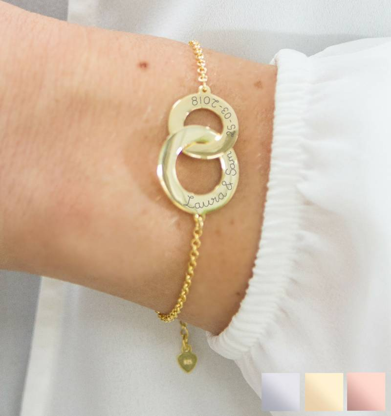 cadeau voor mam armband