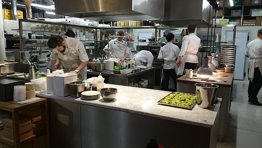 Zweedse keuken in Amsterdam