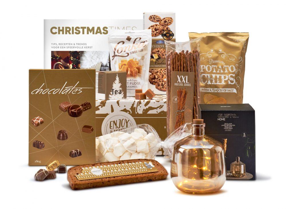 Bereid jezelf goed voor kerstpakket