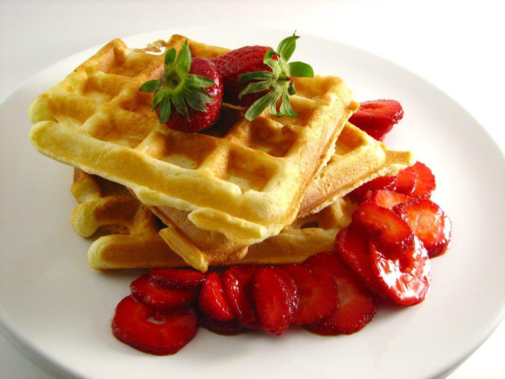 Laat ontbijt bezorgen