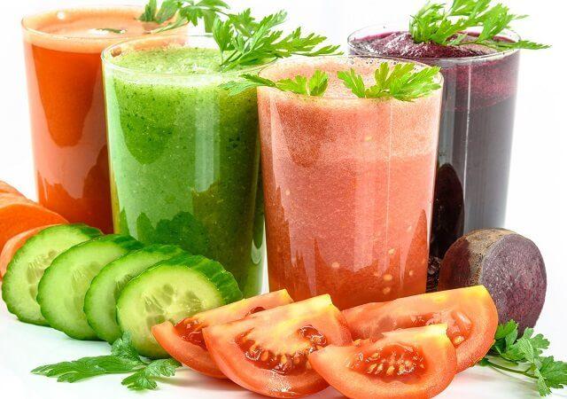 Is slowjuicer sap gezond?