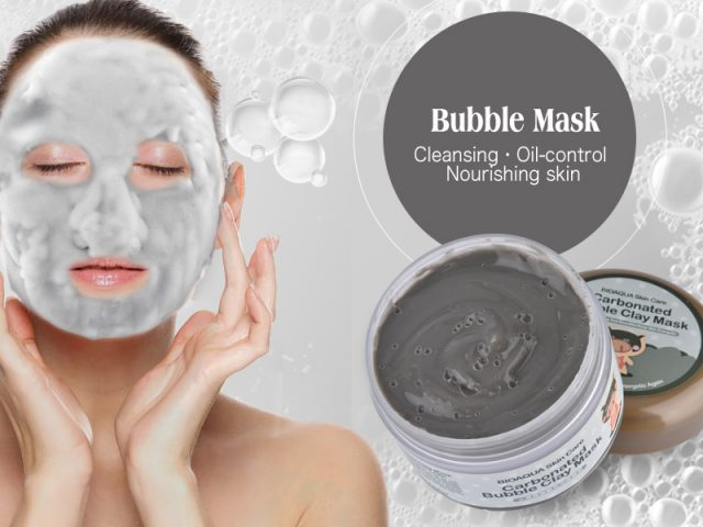 bubble mask