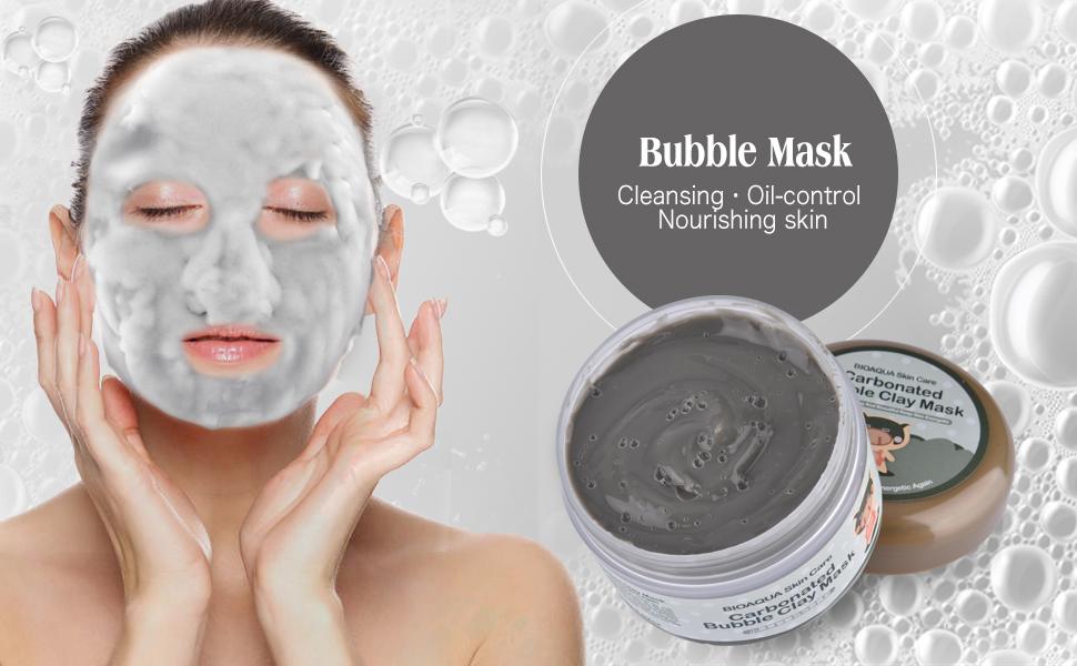 bubble mask