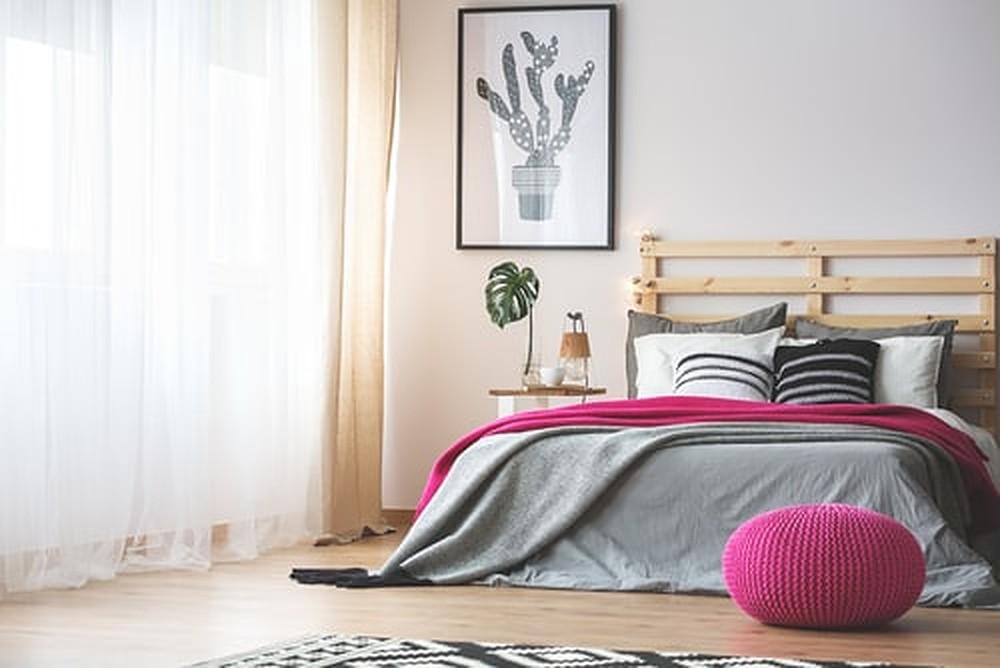 Laminaat kopen voor een slaapkamer.v1