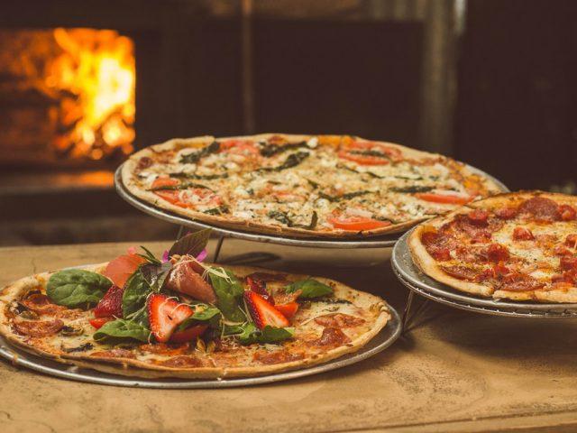 professionele pizza oven