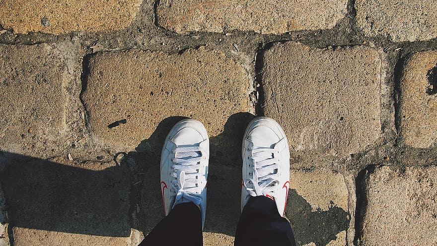 voordelen witte sneakers