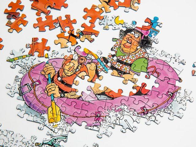 Dit is waarom ouderwets puzzelen heel goed voor je kan zijn!