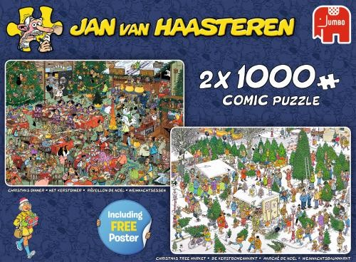 puzzel kopen 1000 stukjes