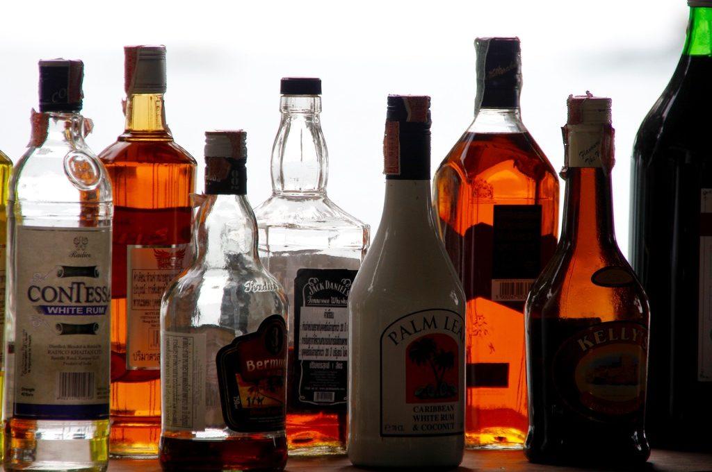 Drank bestellen bij een groothandel
