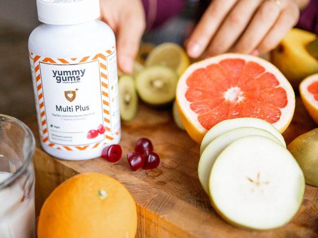 De voordelen van multivitamine snoepjes