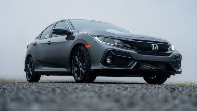 Honda auto