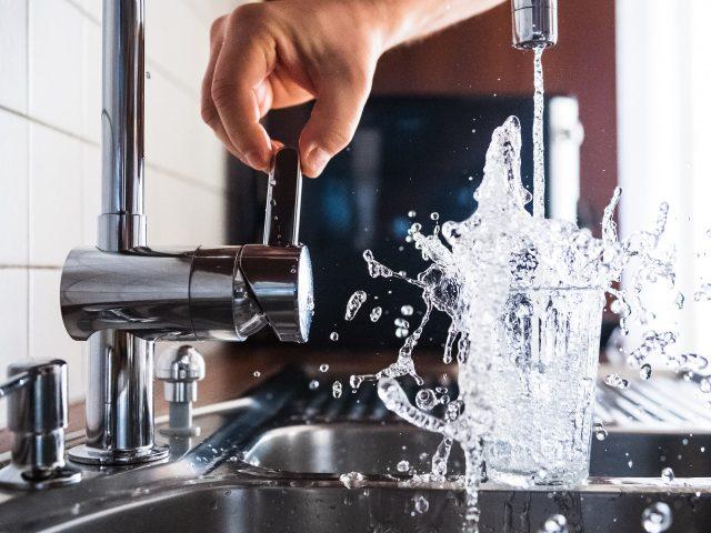 Veilig water drinken